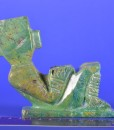 Azteken beeld van een chac mool