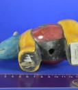 Neushoorn Afrikaans aardewerk