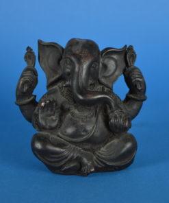 GaneshaZwartGodIndia