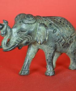 Indiase Olifant Brons
