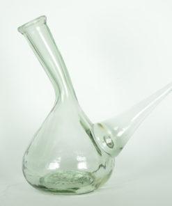 Porron groenig glas
