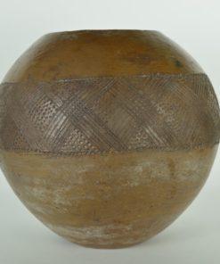 Afrikaanse terracotta pot